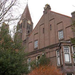 Pastorie Gertrudisparochie Utrecht (foto Nico Dielen)